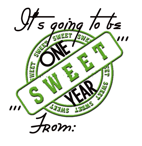 Its going to be one sweet year. oh rubbish blog