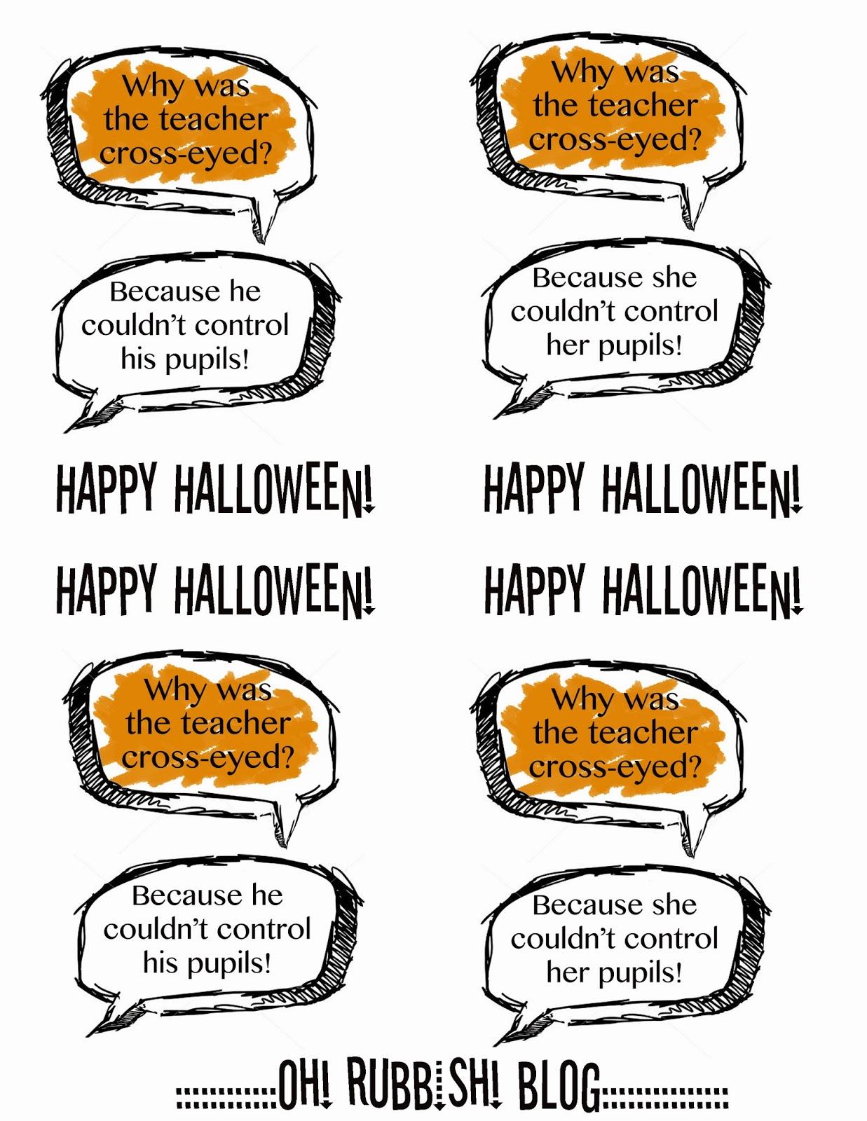 Monster Treat Eyes :: Halloween Joke Gram :: Halloween Party ...