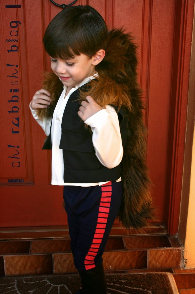 Kids Halloween Costumes Star Wars Han Solo Chewbacca Princess