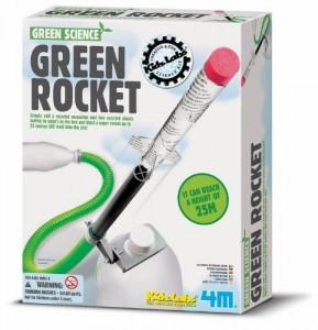 4M Green Rocket