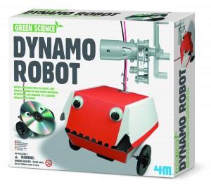 4M Dynamo Robot Kit