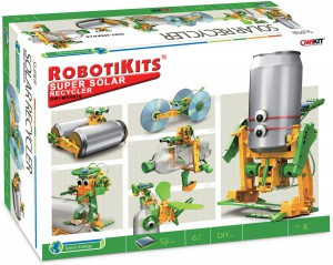 OWI Super Solar Recycler RobotiKits