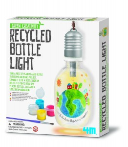 4M Recycled Bottle Light