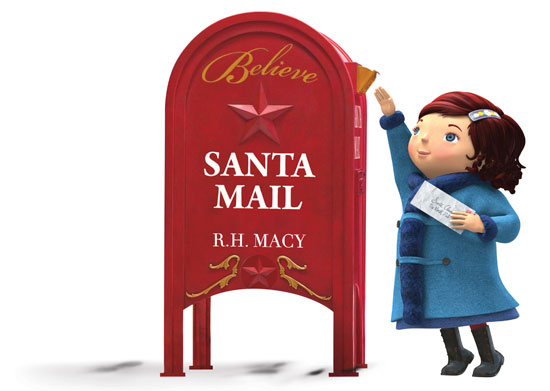 how to send a letter to santa & how santa writes back! :: :: free