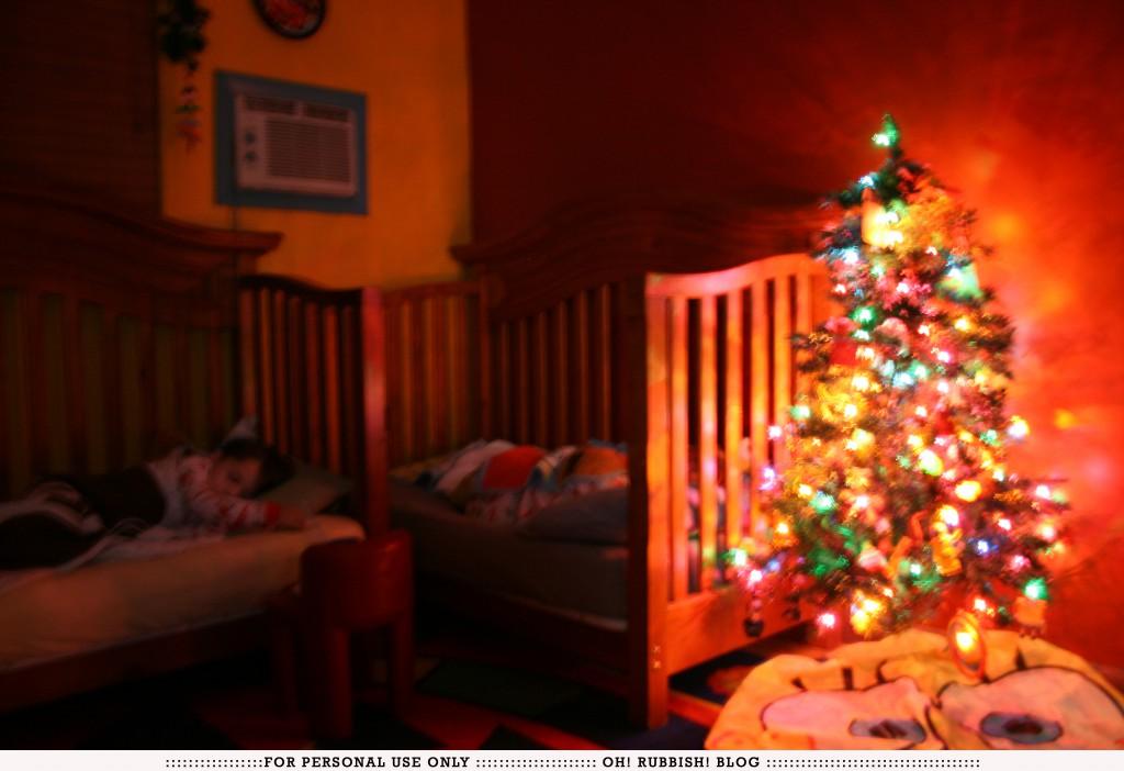 Caught Santa Picture Sample
