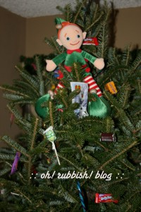 Elf on the Shelf Mischief. oh rubbish blog6