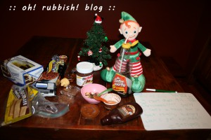 Elf on the Shelf- oh rubbish blog 10