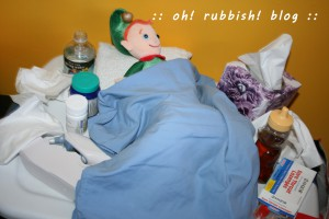 Elf on the Shelf- oh rubbish blog 15