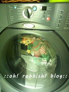 Elf on the Shelf- oh rubbish blog 26