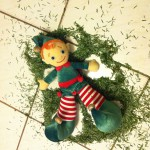 30 Elf on the Shelf Ideas and counting! Elf Shelf Ideas. Elf Shelf Pictures.
