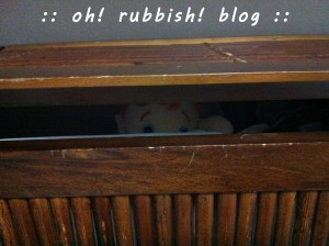 Elf on the Shelf- oh rubbish blog 32