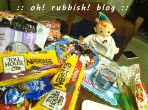 Elf on the Shelf- oh rubbish blog 34