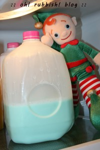 elf on the shelf. oh rubbish blog 3