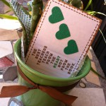 Teachers Teach from the Heart Gift Idea by oh rubbish blog