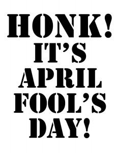 HONK! HONK! printable by oh rubbish blog