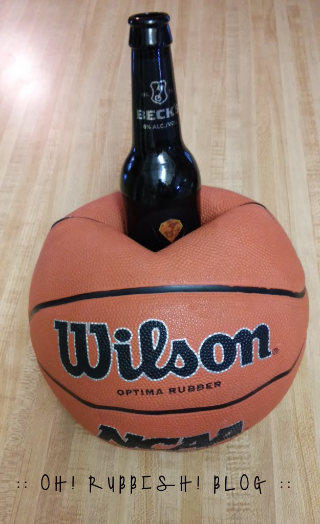 4 Basketball Themed Gifts by oh! rubbish! blog