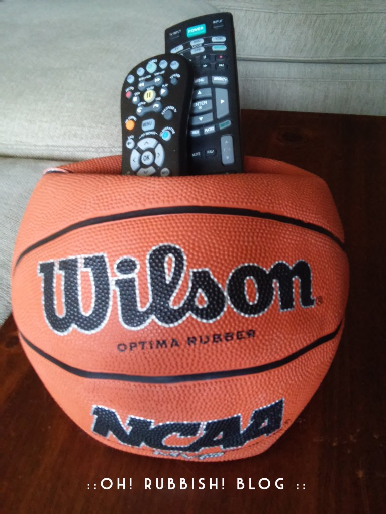 Basketball Upcycled Projects Basketball Gift Ideas