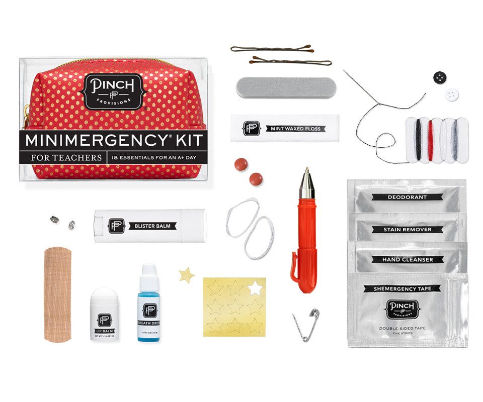 MiniEmergency Kit for Teacher by Pinch Provisions
