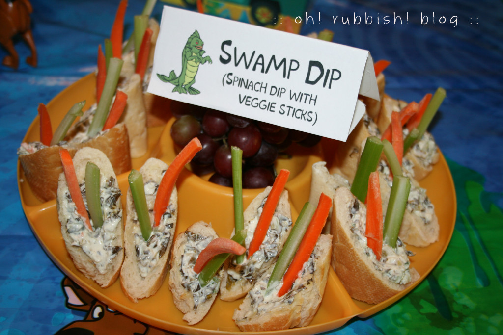 Scooby Doo Party Food Ideas  oh! rubbish! blog