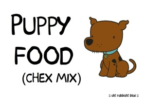 Scooby Doo Party Food Ideas Printables by oh! rubbish! blog