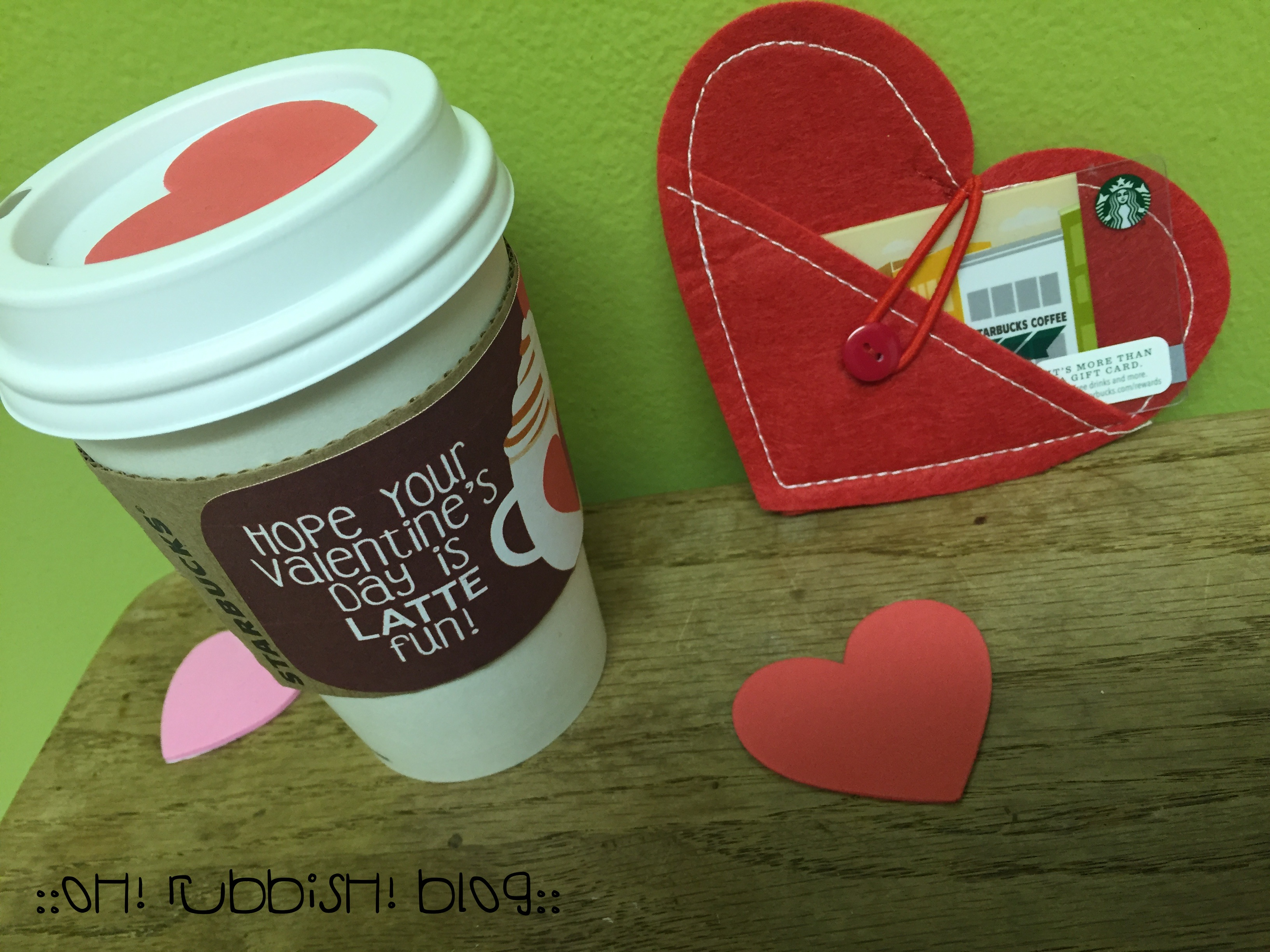 Hope Your Valentineu0027s Day Is LATTE Fun By Oh! Rubbish! Blog