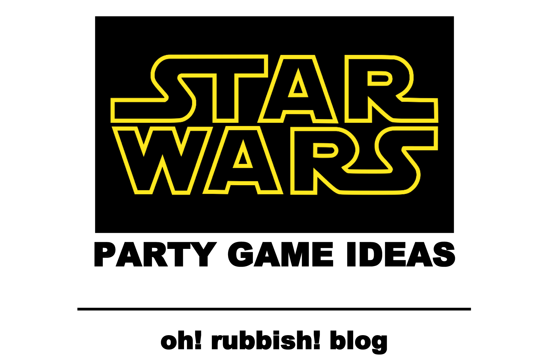 graphic relating to Star Wars Birthday Invitations Printable identified as Star Wars Birthday Get together Options :: Invitation, Online games
