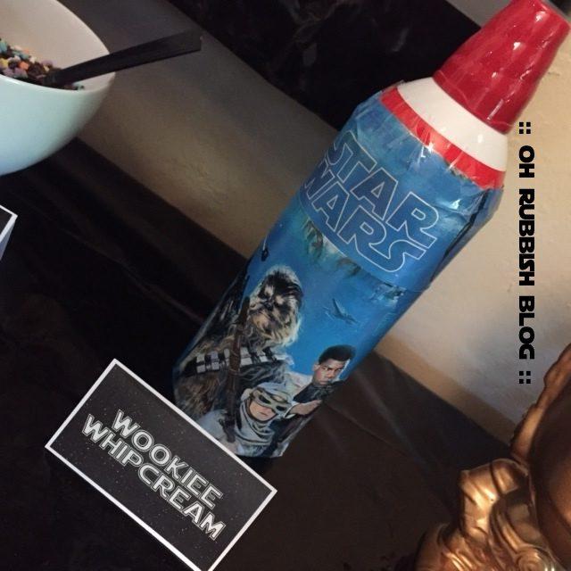 Wookie Whipcream