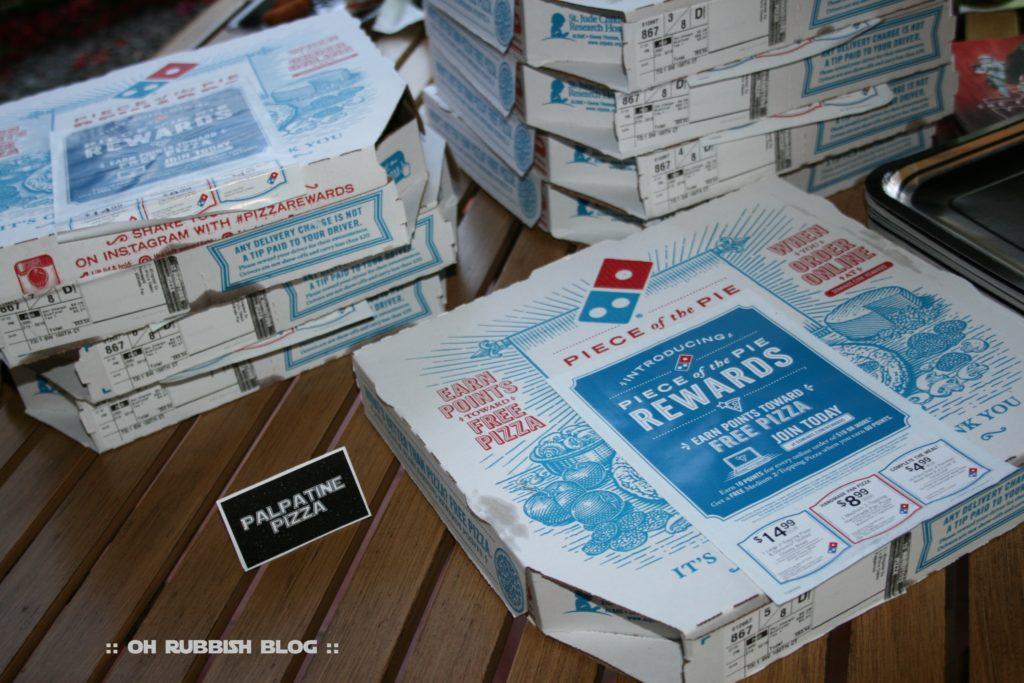 palpatine pizza