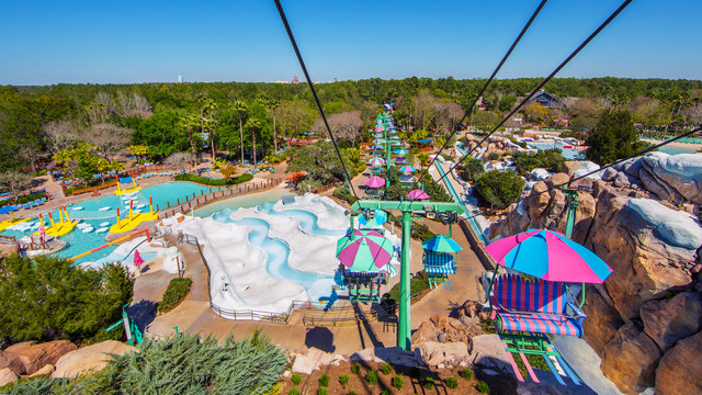 Blizzard Beach Water Park Review