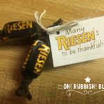 Many RIESENS to be thankful! Thanksgiving Treats by: oh! rubbish! blog