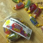 'Tis the Season To Be Jolly...Jolly Rancher Candy Christmas Classroom Treats by oh! rubbish! blog