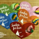 :: Sucker for Love :: Valentine's Day Classroom Candy Favors & Treats :: oh! rubbish! blog