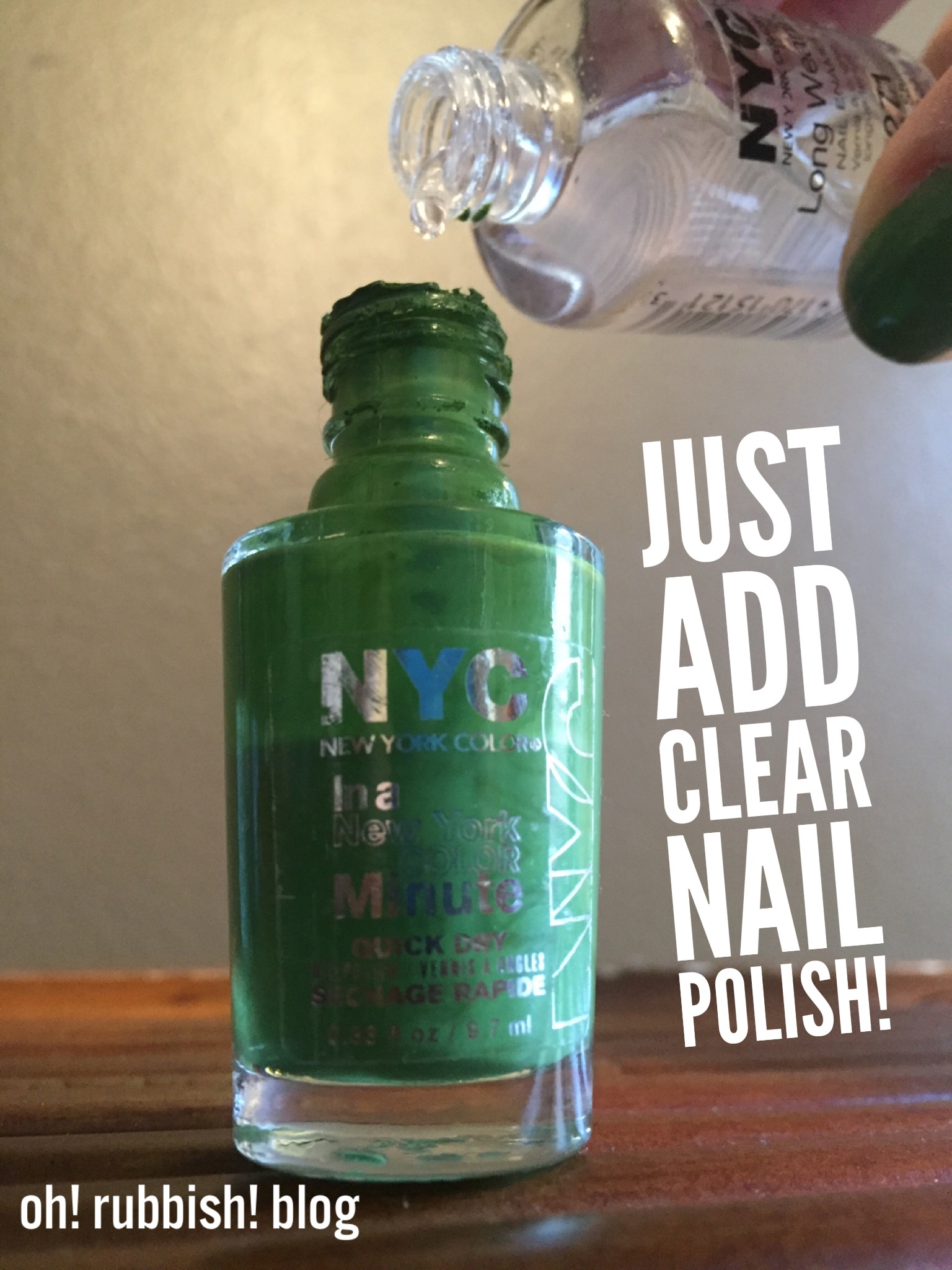 Make Your Nail Polish Last Longer :: Nail Polish Tips & Tricks :: -