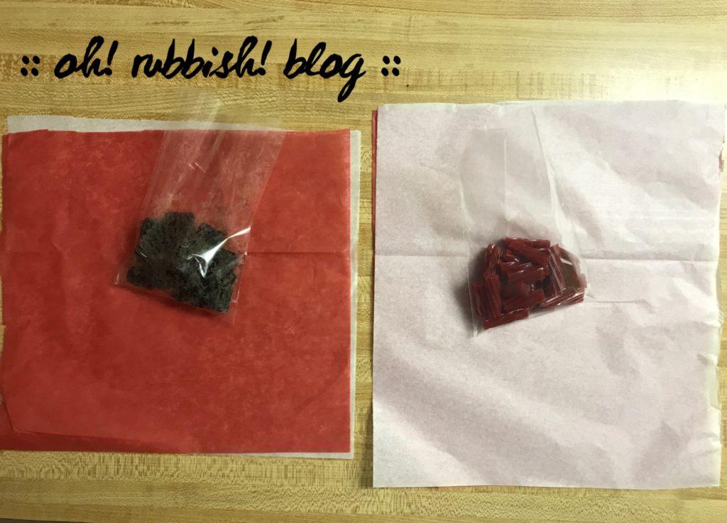 Naughty or Nice Blind Bag Christmas Treats by oh! rubbish! blog