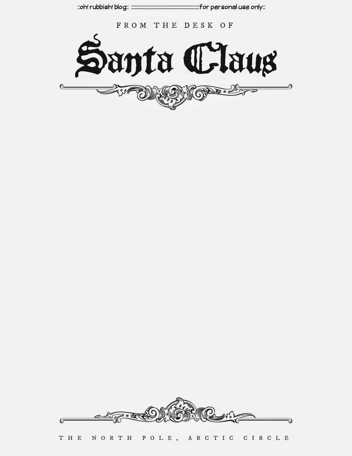 letters from santa templates to print for free santa letter template free printable thanks for the 29106